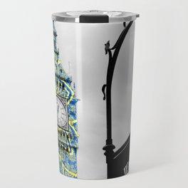 Funky Landmark - London Travel Mug