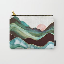 Velvet Mountains Carry-All Pouch