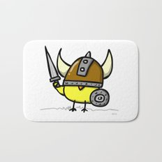 Viking Chick Bath Mat