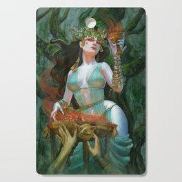 Circe goddess of Enchantment Cutting Board