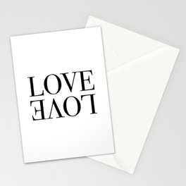 Love Love Stationery Cards