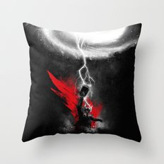 The Mightiest Throw Pillow