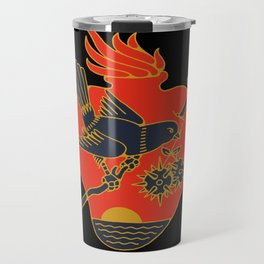 BLUEBIRD Travel Mug