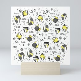 Diamonds Mini Art Print