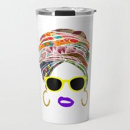 Afritude 1 Travel Mug
