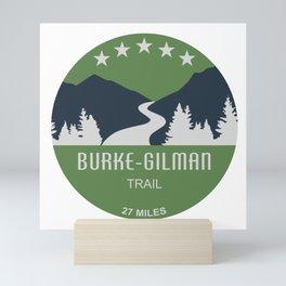 Burke-Gilman Trail Mini Art Print