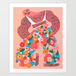 Arlene Art Print