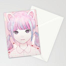 Sleepless Mayonnaise Stationery Cards