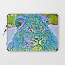 Funky lion Laptop Sleeve