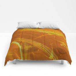 Honey Up Close 1! Comforters