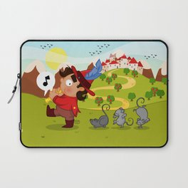 The Pied Piper of Hamelin  Laptop Sleeve