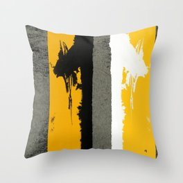 Topaz Eleven Throw Pillow