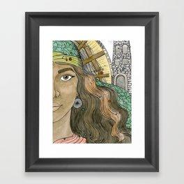 Mary Magdalene Framed Art Print