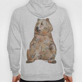 Sitting Bear Hoody