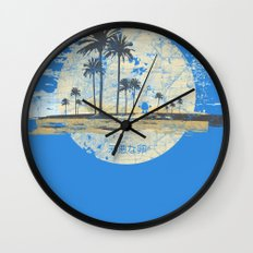 Treasure Island Dizzy Wall Clock