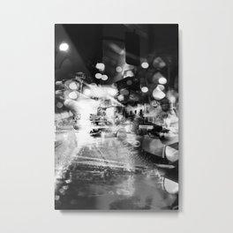 TL101BW Metal Print