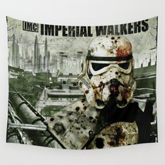 Imperial Walking Dead Wall Tapestry