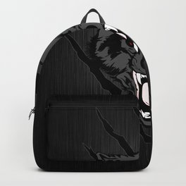 WOLF and ClAW Backpack