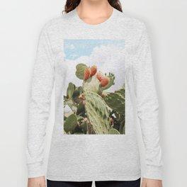 Prickly Pear Summer Long Sleeve T-shirt