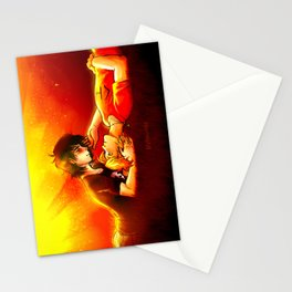 Solangelo 2 Stationery Cards