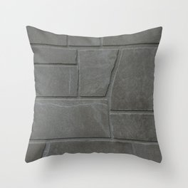 Stone Cold Beauty Throw Pillow