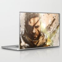 venom Laptop & iPad Skins featuring Venom by Vincent Vernacatola