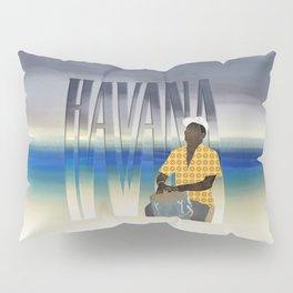 Havana Conguero Pillow Sham