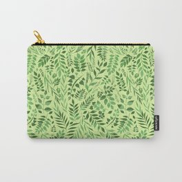 Lemongrass (Essential Oil Collection) Carry-All Pouch