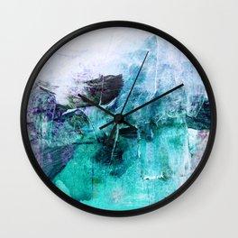 alla prima 17-III Wall Clock