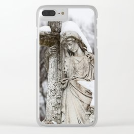 The Magdalene Clear iPhone Case