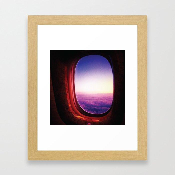 aperture Framed Art Print