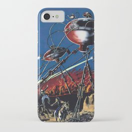 War of the Worlds 1 iPhone Case