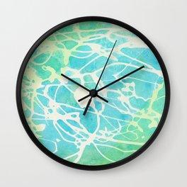 Tidal Pool Wall Clock