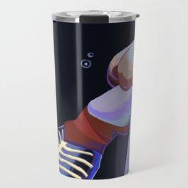 Transparent Travel Mug