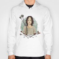 allison argent Hoodies featuring Allison Argent by strangehats