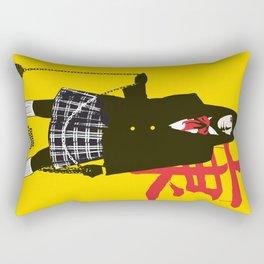 Gogo Yubari Kill Bill art Rectangular Pillow