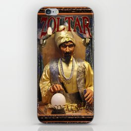 Zoltar iPhone Skin