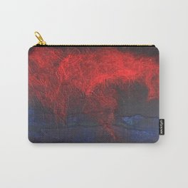 Merryweather Red Blue Carry-All Pouch