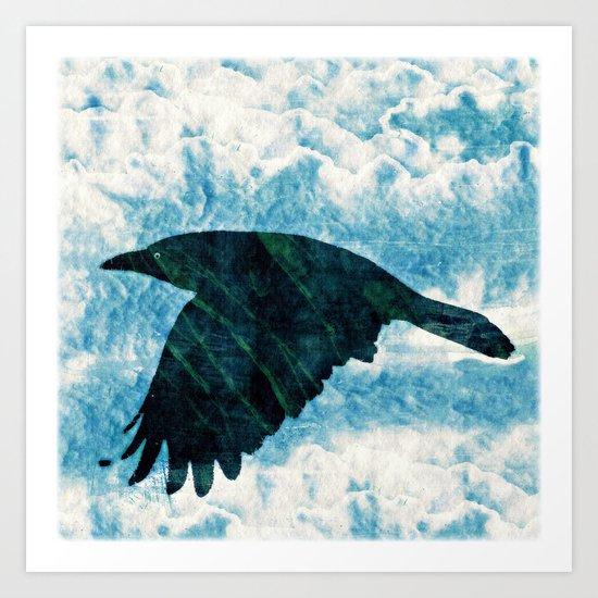 The rook #VI Art Print