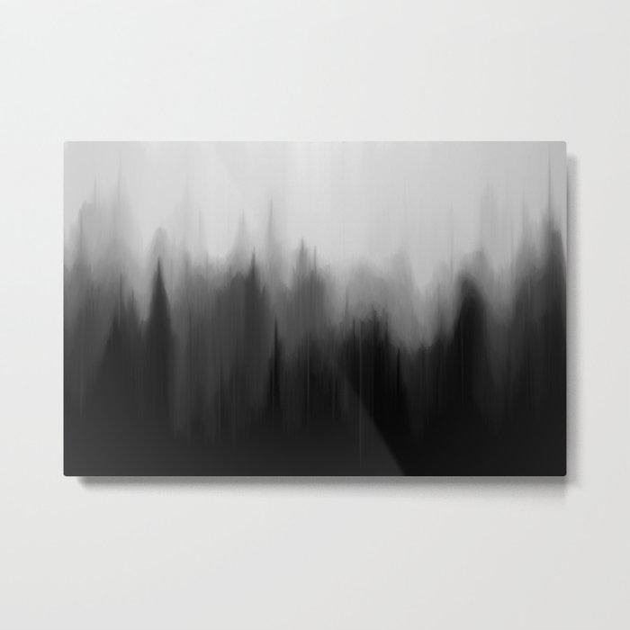 Fog Dream Metal Print