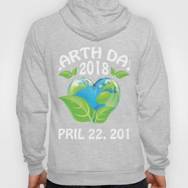Earth day 2018 Shirt - support science save world Hoody
