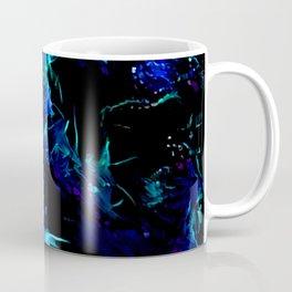 Blacklight Dreams of the Forest Coffee Mug