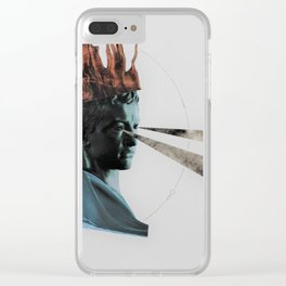 The Greatest Emperor Clear iPhone Case