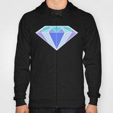Blue Ice | Diamond Hoody