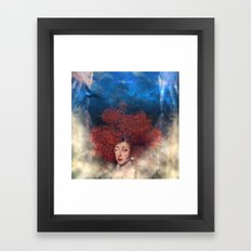 Mother Nature (Autumn) Framed Art Print
