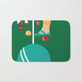 80s TEEN MOVIES :: HEATHERS Bath Mat