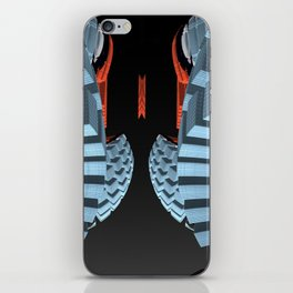 The Over-site iPhone Skin
