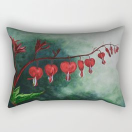 Every Heart Leads to Heaven by Teresa Thompson Rectangular Pillow
