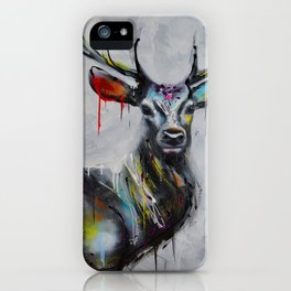 Forest Gladiator iPhone Case