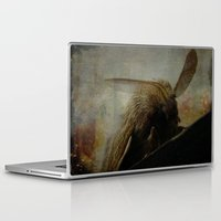 moth Laptop & iPad Skins featuring MOTH by mimulux